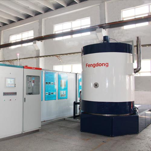 活性屏离子渗氮炉